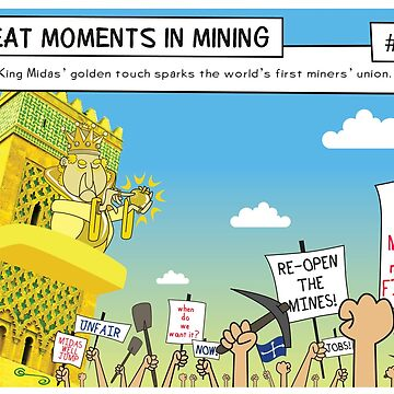 Great Moments in Mining #76 by leighcanny