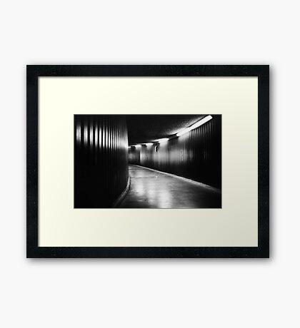 Blackfriars Underpass (2) Framed Print