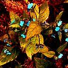 Autumn Flowers by Lazereth-Art