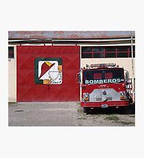 The Bomb - Ruta 40, Argentina Photographic Print