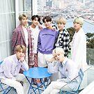 «Nuevo BTS Group PHOTO Case / Poster ECT 2019» de KpopTokens