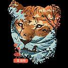 Geist-Tier-Tiger von Dan Elijah Fajardo