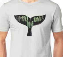 Empty the Tanks - A Pledge for Orcas Unisex T-Shirt