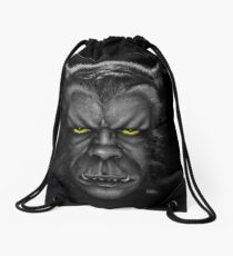 The Werewolf Curse Drawstring Bag