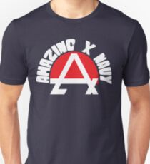 Amazing X Navy Unisex T-Shirt