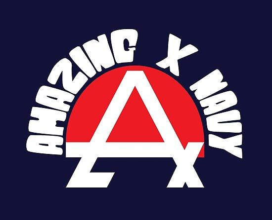 Amazing X Navy by Ben Rhys-Lewis