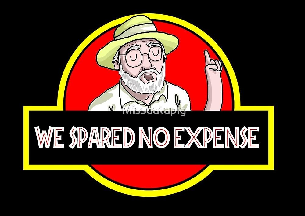 No Expense! by Missdatapig