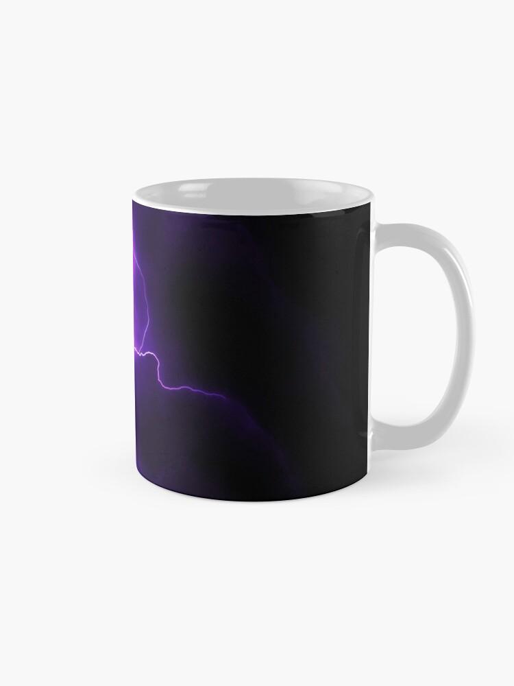 PURPLE THUNDER | Mug