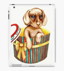 Oh heck! The night before Christmas, and I just heard Freddy ask Santa for a PS3! iPad Case/Skin