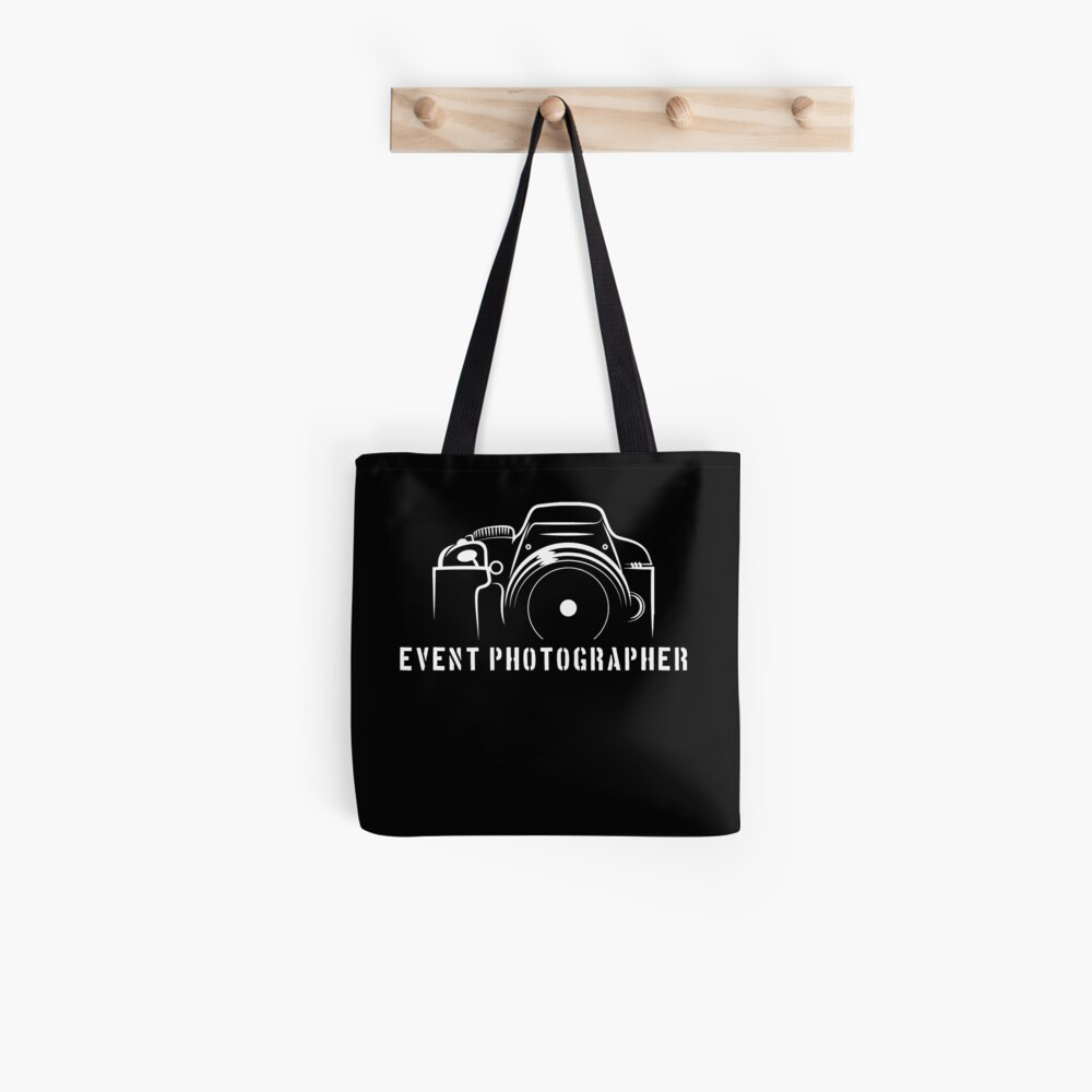 Photographer - Event photographer Tote Bag