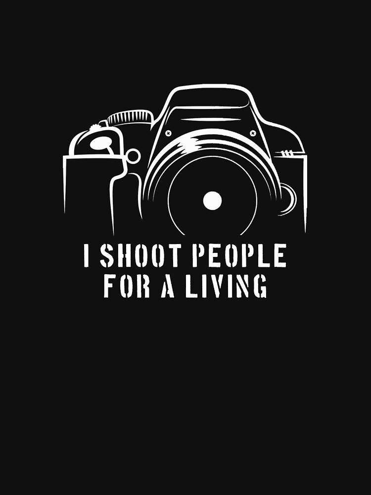 Photographer - I shoot people for a living by designhp
