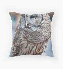Insomniac Throw Pillow