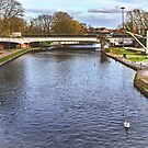 The River Kennet at Newbury by IanWL