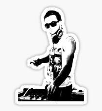 DJ Azza Sticker