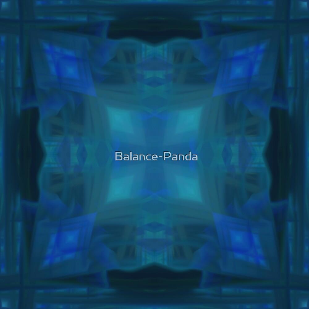 Shine on Blue Diamond by Balance-Panda