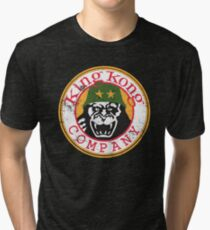King Kong Company Tri-blend T-Shirt