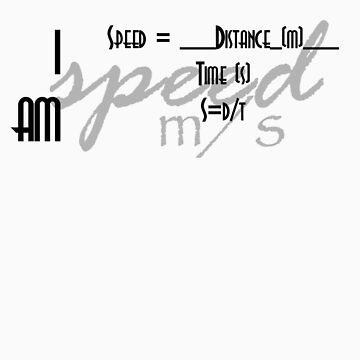I AM Speed by JMLcrazy