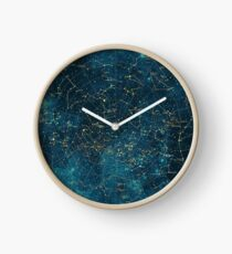 Under Constellations Clock