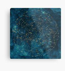 Under Constellations Metal Print