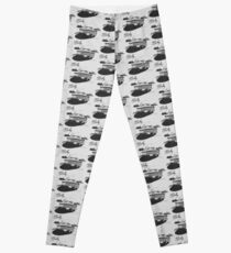 Baby Supernatural 67 Impala Leggings