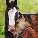 Pasture Buddy by Laura Palazzolo