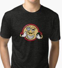 Tic Toc Tri-blend T-Shirt