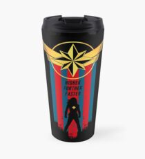 A Real Heroine v2 Travel Mug