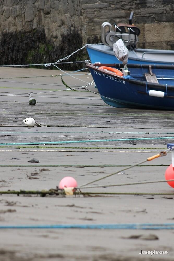 Low tide by Josephrose
