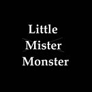 Little monster by MarleyArt123