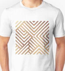 Geometric DESMOS-Goldy Slim Fit T-Shirt