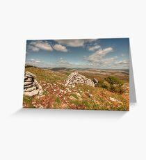 Glen Hill View Greeting Card