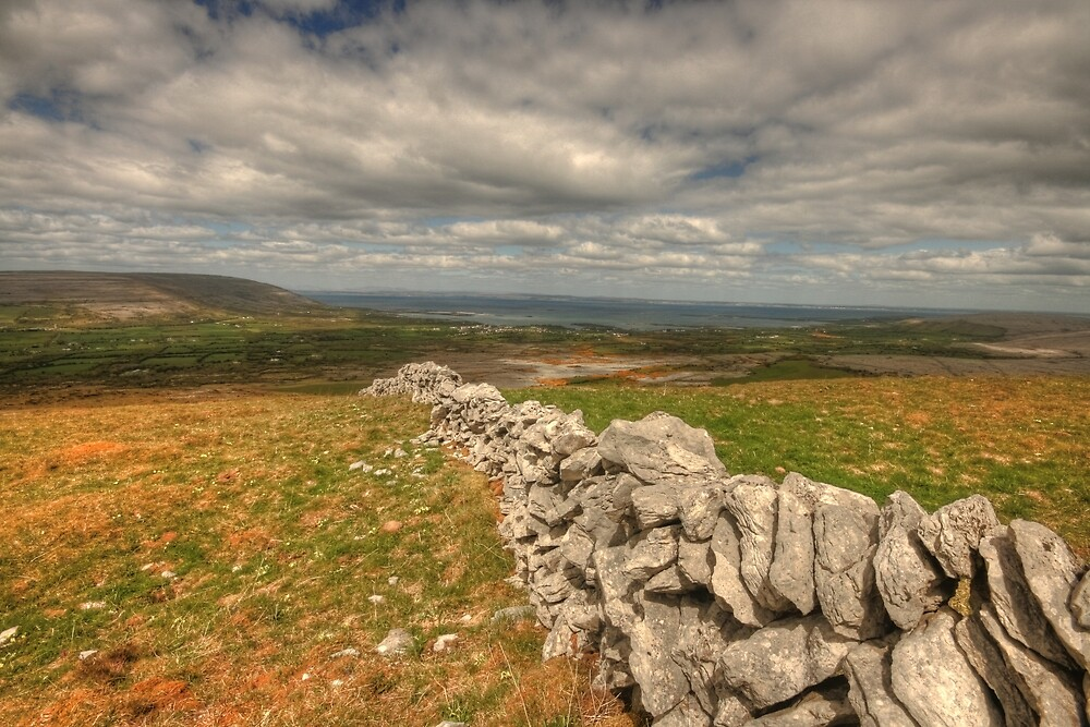 Burren Landscape by John Quinn