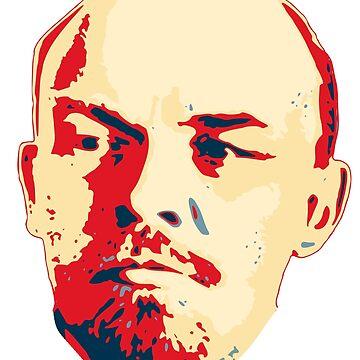 Vladimir Lenin by idaspark