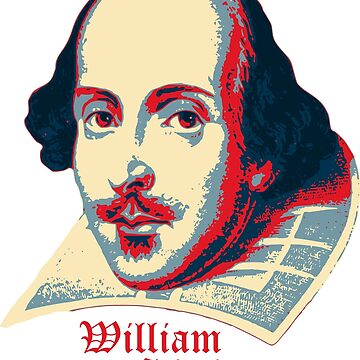 William Shakespeare by idaspark