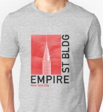 Camiseta unisex Edificio Empire State de Nueva York