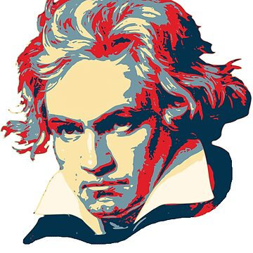 Luwig Van Beethoven  by idaspark
