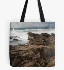 Tugun Beach Tote Bag