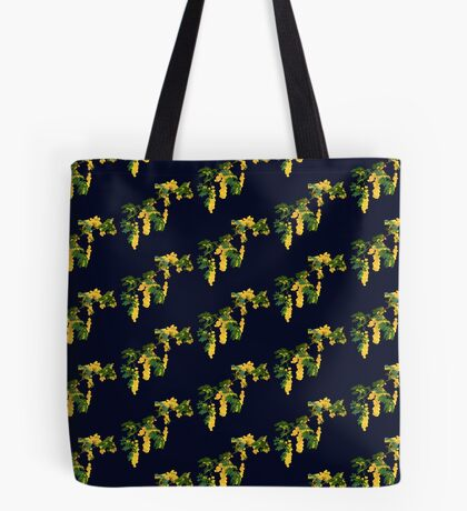 Wattle Fever - Navy Tote Bag