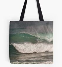 slotted Tote Bag