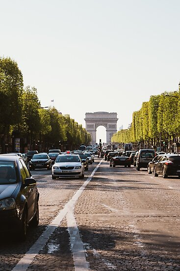 Champs Elysees by PatiDesigns