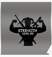 Level 100 Poster