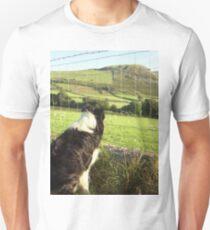 Laddie's Landscape. T-Shirt