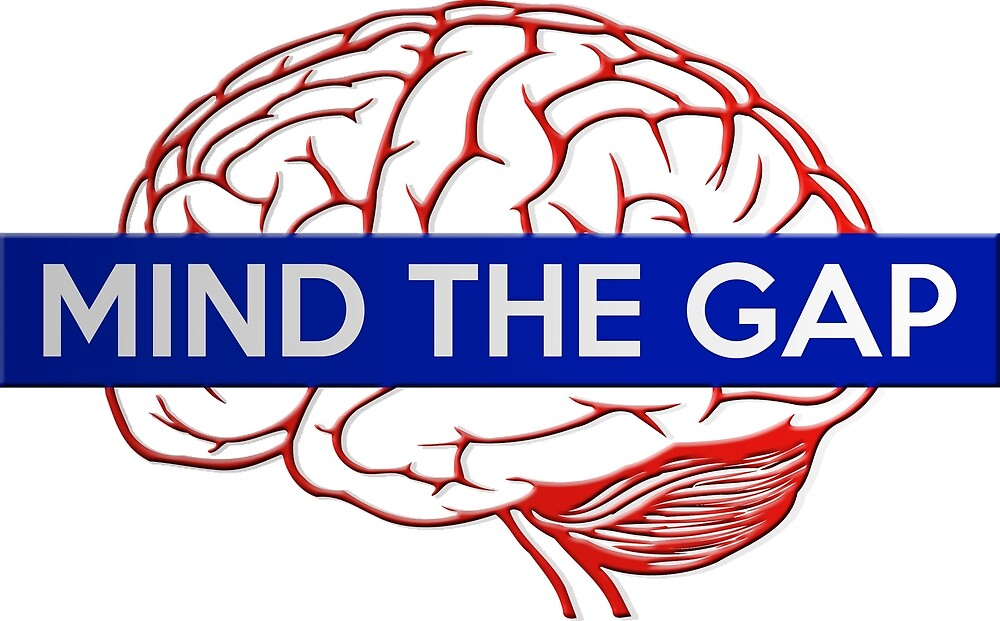 Mind the gap - Brain #2 by BenH4