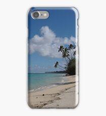 Tropical breeze iPhone Case/Skin