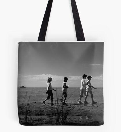 Go Fishing Tote Bag