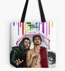 Bolsa de tela La Academia del paraguas - Klaus y Ben