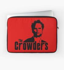 The Crowders Laptop Sleeve