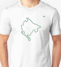 "Montenegro ""Citizen of the Earth"" large Unisex T-Shirt"