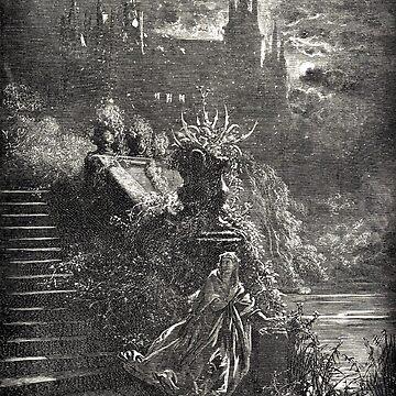 Donkeyskin - Gustave Dore by forgottenbeauty