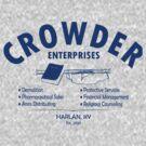 Crowder Enterprises (Blue) by pixhunter